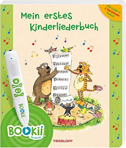 BOOKii®. Mein erstes Kinderliederbuch: Für Kinder ab 3 Jahren (BOOKii / Antippen, Spielen, Lernen)
