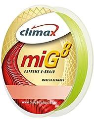Meter CLIMAX CULT CARP HUNTERS BRAID 20m 25//30//45lb camou Hooklink .. 0,35 EUR