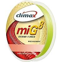 Climax TRESSE MIG 8 Extreme Braid June - 135 M - Amarillo, 135, 25