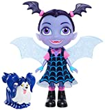 Just Play Vampirina Bat-tastic Talking Vampirina & Wolfie Toy