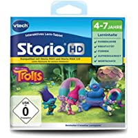 VTech 80-271004 - Storio Max-Lernspiel Trolls HD