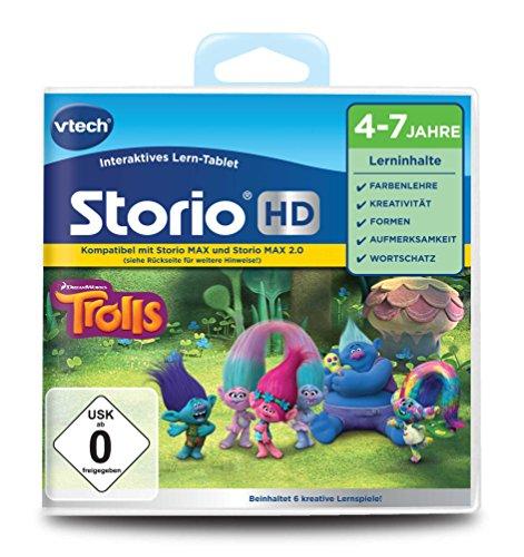 Vtech 80-271004 Trolls Lernspielzeug, Mehrfarbig