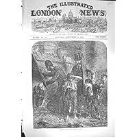 Stampa 1871 dei Bambini di Bloccaggio del Consiglio Scolastico di