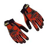 teXXor 2550Guantes de piel sintética Buckley con guante Asesores