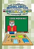 Das inoffizielle Englisch Übungs- und Ausmalbuch für Minecraft Fans: Übungsbuch für das 1. und 2. Englischlernjahr (3./4. Klasse Grundschule)