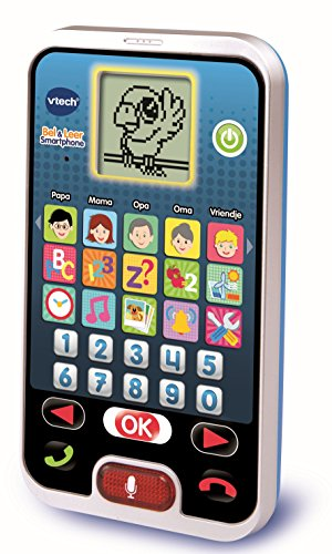 Vtech 80-139323 Bel und Lernen Smartphone (In Holländisch)