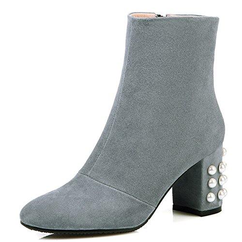 Nine SevenAnkle Boots - Stivali donna Grey