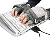 Goods & Gadgets Guanti riscaldabili USB Gadget Gloves