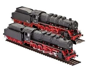 Revell - 02157 - Maquette - Locomotives à Vapeur BR 43 - 285 Pièces