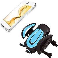 thanly universale Air Vent Auto supporto regolabile per Cellulari Supporto Supporto Supporto Clip antiscivolo per iPhone 66S Plus 55S SE 44S Samsung S7S6Edge Plus S5S4S3, HTC, LG, BlackBerry - F150 Ram Air