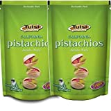 #8: Tulsi California Roasted & Salted Pistachios Combo 400g(200x2)