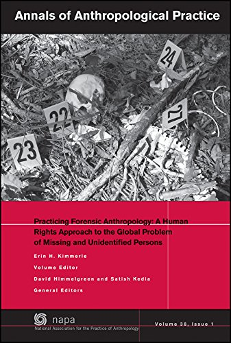 Practicing Forensic Anthropology: A Human Rights Approach to the Global Problem of Missing and Unidentified Persons (NAPA Bulletin)