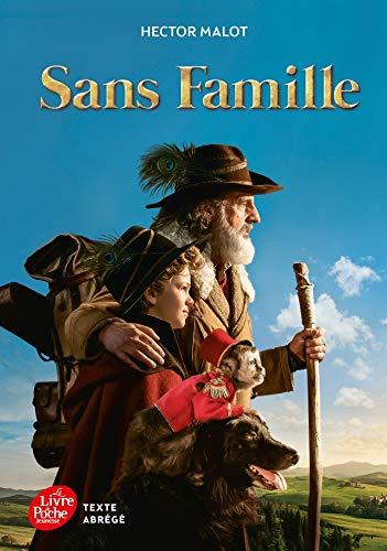 Sans famille - Texte Abrégé 2018 (Classique) (French Edition)