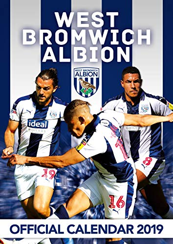 The Official West Bromwich Albion F.c. 2019 Calendar