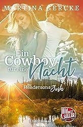 Ein Cowboy für eine Nacht: The Hendersons -Josh