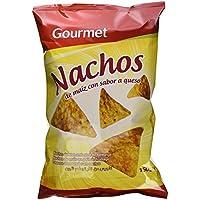 Gourmet - Nachos de Maíz con Sabor a Queso - 150 g