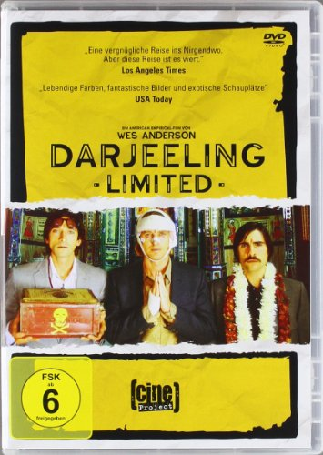 Twentieth Century Fox Home Entert. The Darjeeling Limited