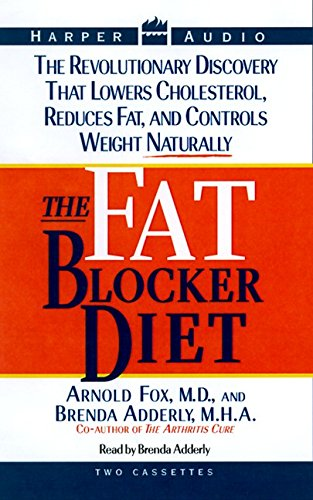 The Fat Blocker Diet:The Revolutionary Discovery that can Lower Cholesteral, Red