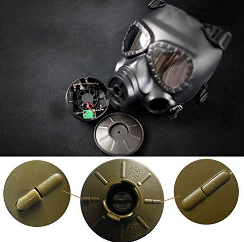 Careshine CS Jeux Masque Protecteur Du Visage Masque À Gaz Cool Paintball Tactique Airsoft Armée Guerre Jeux