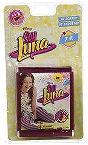 Soy Luna - Blíster de 10 sobres de cromos (Panini 003168BLIE )