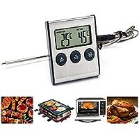 aliciashouse elettrico digitale cibo barbecue termometro Timer