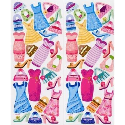 Papermania Stanzformen – Kleid + Taschen