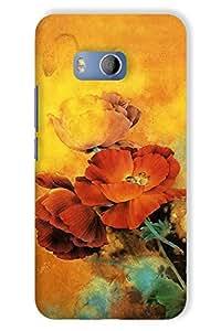 Sankee Designer Case & Cover For HTC U11