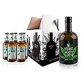 Breaks Cannabis Gin - Genießer Set - 1 x 500ml Flasche...