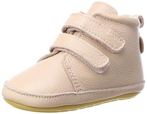 Move by Melton Unisex Baby Move Prewalker Lauflernschuh mit Klett Krabbel- & Hausschuhe, Pink (Chintz Rose), 20 EU Pink Chintz
