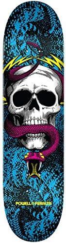 Tavola Tavola Tavola Powell  Skull & Snake 7.62 B06XS73H8M Parent | Stravagante  | Aspetto piacevole  | Prodotti Di Qualità  | Il materiale di altissima qualità  | Prezzo di liquidazione  | Di Alta Qualità E Poco Costoso  3f7342