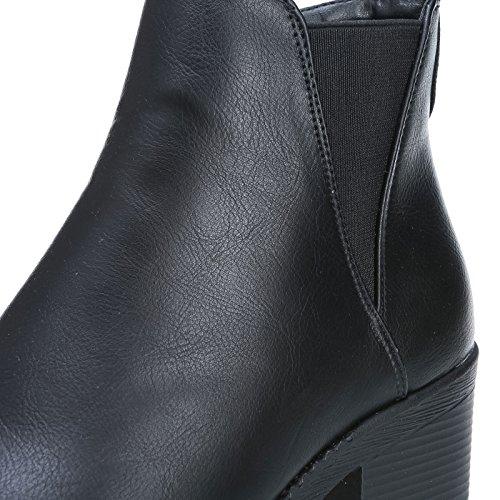 MForshop-scarpe-donna-stivaletto-tronchetto-eco-pelle-tacco-6-carrarmato-8207