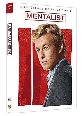 The Mentalist, saison 2 - Coffret 5 DVD