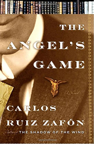 Book cover for The Angel's Game