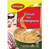 Maggi Soupe Velouté de Champignons à la Crème (1 Sachet) - 67g -