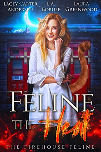 Carter Uniform (Feline the Heat (The Firehouse Feline Book 1) (English Edition))