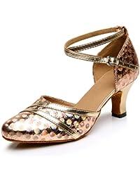 dsol de la mujer latina zapatos de baile dc261303/dc261305, color, talla 39
