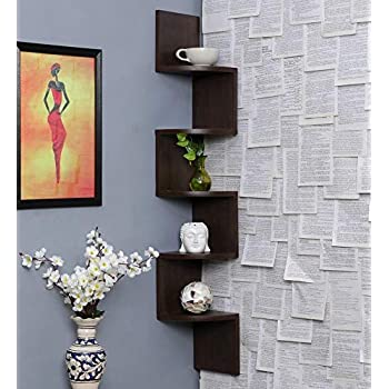 Amazing Shoppee Corner Wall Shelfs Living Room Wall Shelves Book Shelf Wall Mount