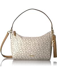 b6cf2650b8d6 Calvin Klein Women s Hobos and Shoulder Bags Online  Buy Calvin ...