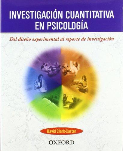 Pdf Investigacion Cuantitativa En Psicologia Epub Sverreclark