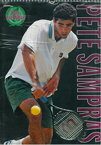 Pete Sampras. Calendario 1998.