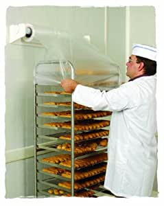 Cuisine et Talents - Housse Jetable Pm P/100 Designation:Pour Echelle 60X40Cm Patissiere