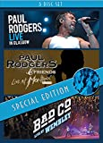 Live In Glasgow / Live At Montreux: 1994 / Bad Company: Live At Wembley [DVD]