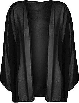 Comfiestyle - Camiseta de manga larga - Rebeca - para mujer