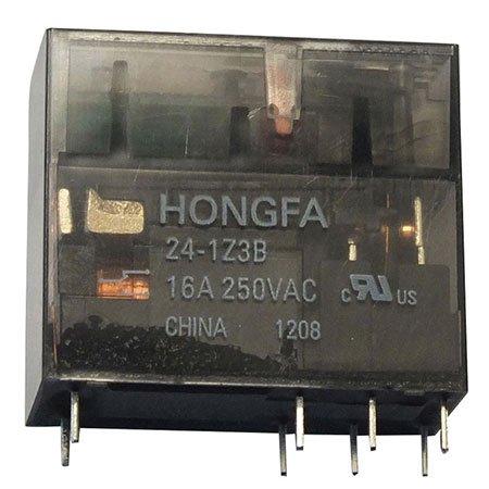 HONGFA Relais, 230 V, 1 Öffner-Schließer, HF115FP-A230-1Z3B