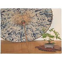 ailovyo japonés paraguas y Bonsai árbol de Washington DC de goma antideslizante entrada camino al aire libre decoración de interior alfombra Doormats, 23.6x 15.7-inch