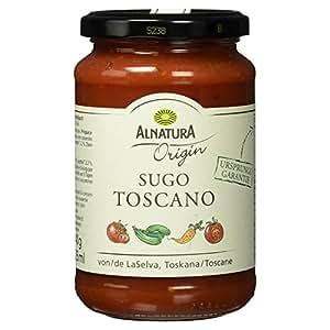 Alnatura Bio Origin Sugo Toscano, 340 g