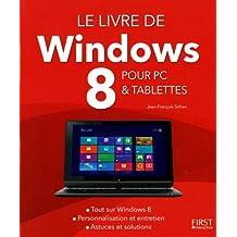 Le livre de Windows 8