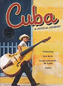 Cuba - A Musical Journey 3 CD box set