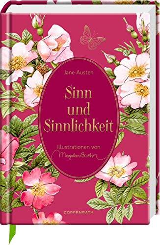Buchseite und Rezensionen zu 'Sinn und Sinnlichkeit (Schmuckausgabe)' von Jane Austen