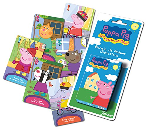 PEPPA PIG DECK OF PLAYING CARDS